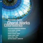 CD-Cover, Fotografie einer bunten Glaskuppel in Blautönen