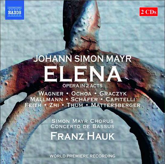 """Detail eines verrosteten Zaunes vor einer hell verputzten Mauer. Cover der CD """"Elena"""""""